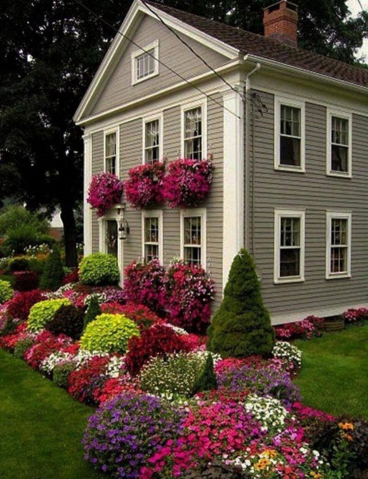 30 Popular Modern Front Yard Landscaping Ideas | Vacuum ...