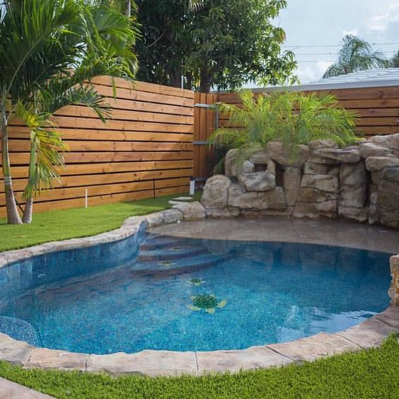 30 Small Pool Backyard Ideas And Tips on A Budget ...