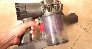 How to fix Dyson V6 that keeps stopping and starting