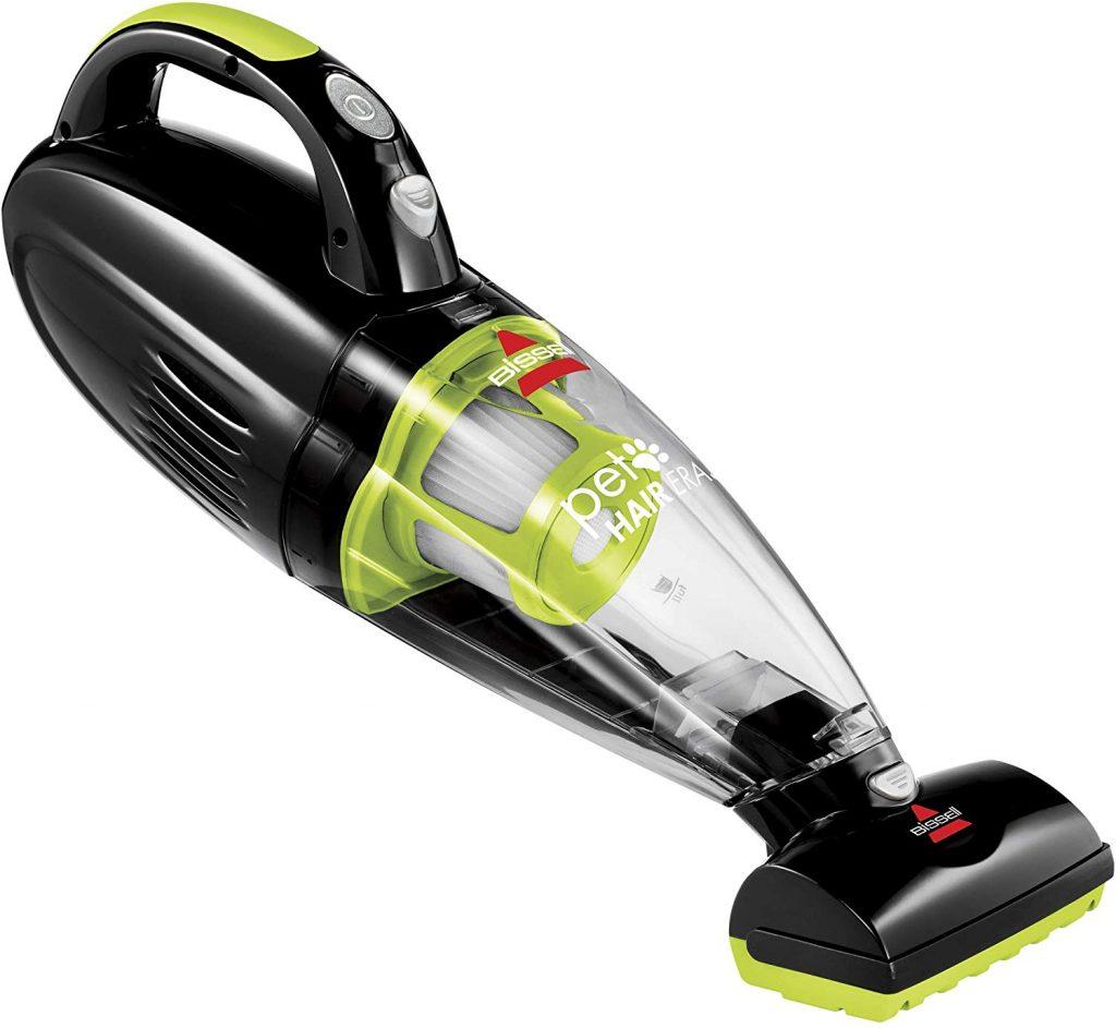 1. Bissell 1782 Pet Hair Eraser Cordless Hand & Car Vacuum