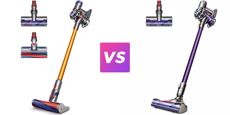 Dyson V8 Absolute vs. Animal