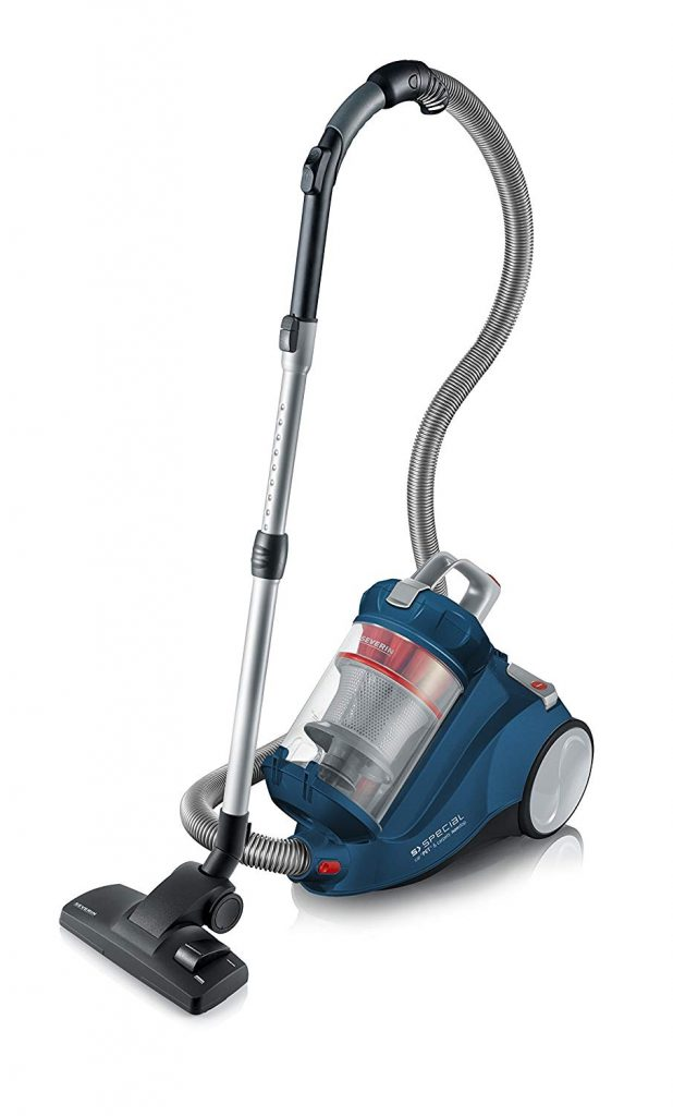 Severin Germany Special Bagless Vacuum Cleaner,
