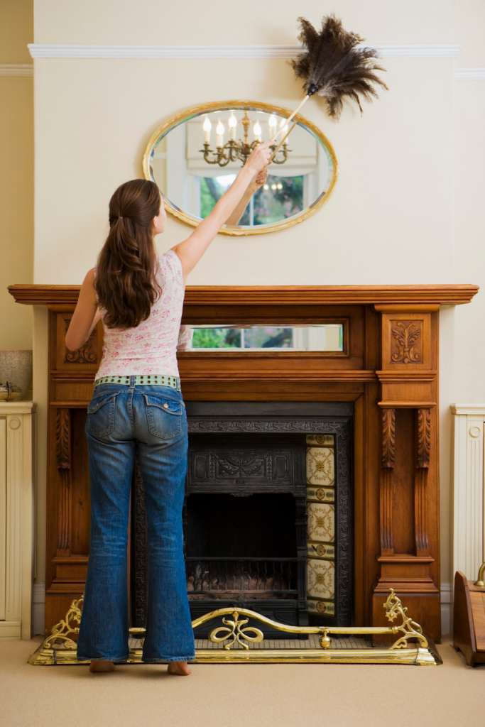How often should you dust your home