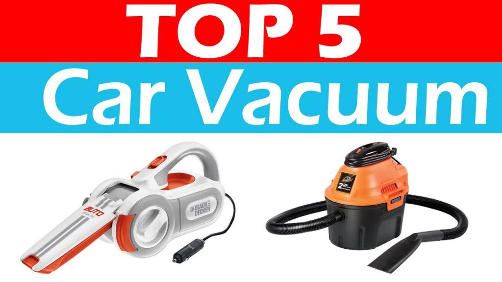top 5 car vacuum cleaner