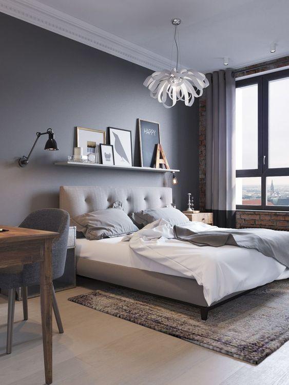 Bedroom Extra Cozy and Romantic
