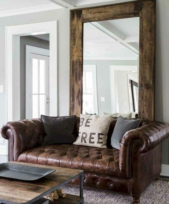 Farmhouse Living Room Makeover Decor Ideas