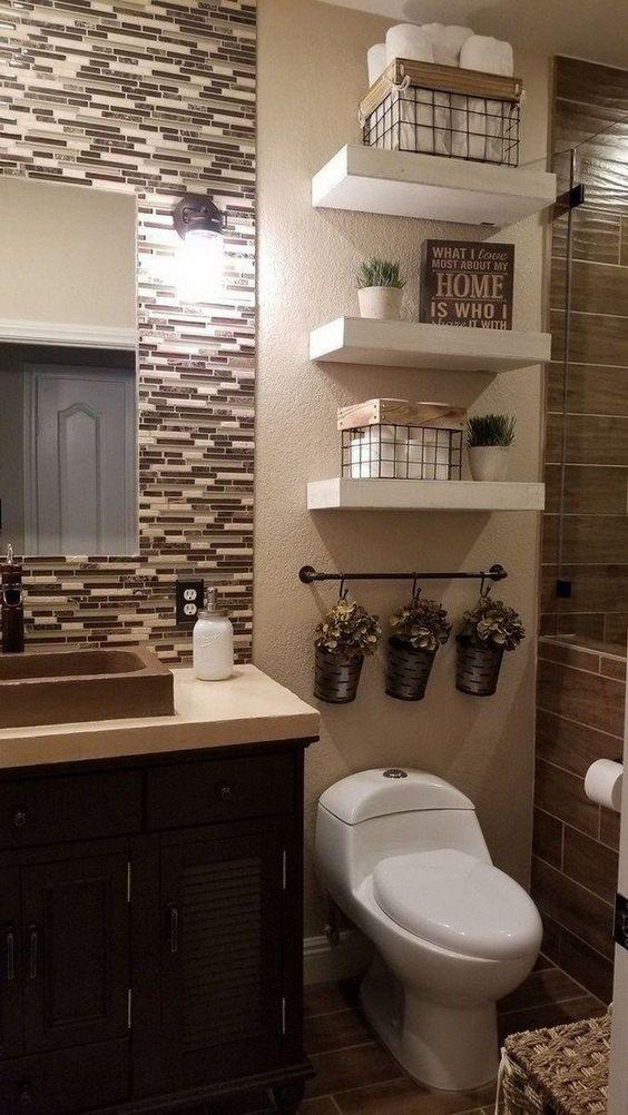 Guest Bathroom Makeover Ideas
