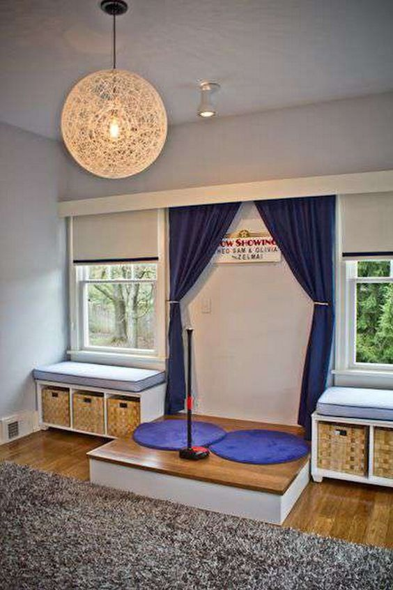 Indoor Kid Playroom Ideas