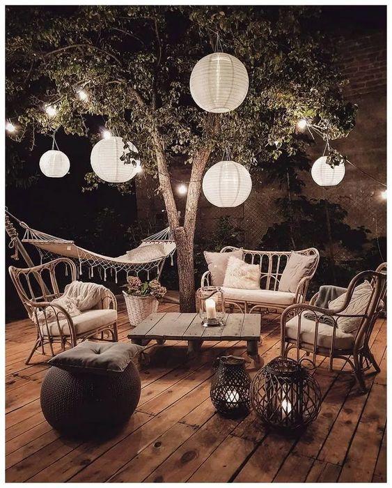 Patio Garden Ideas