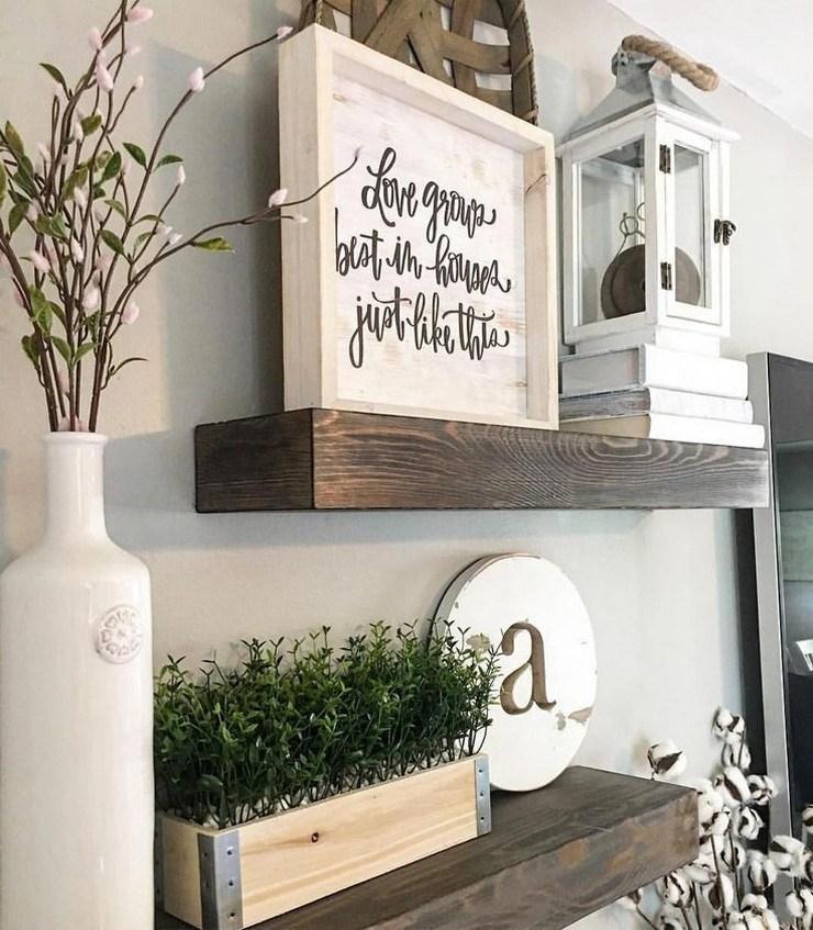 Rustic Diy Farmhouse Decor ideas