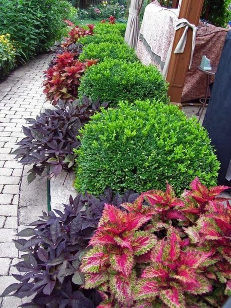 Rustic Front Yard Landscaping Ideas