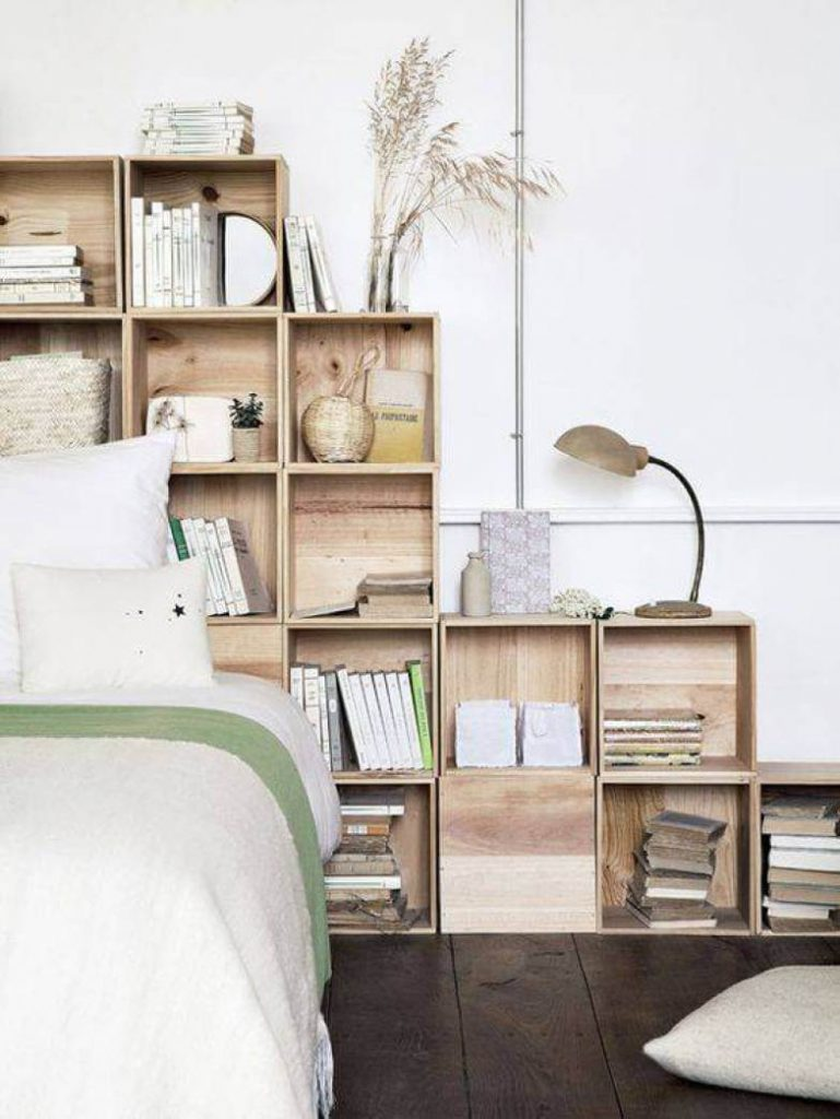 Small Bedroom Organization Ideas