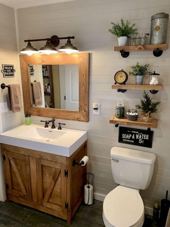 bathroom design on budget