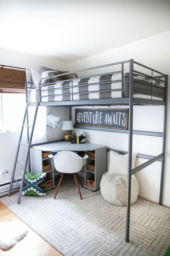 space saving Small Bedrooms