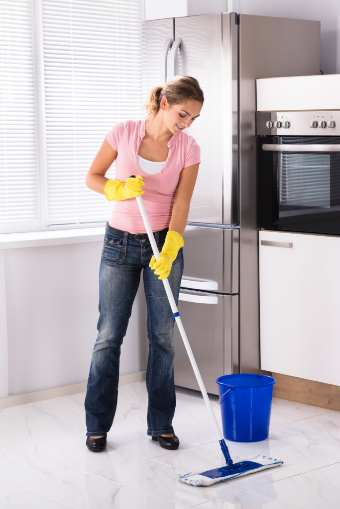 best mop for tile floors