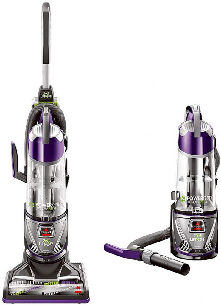 bisell upright vaccum cleaner