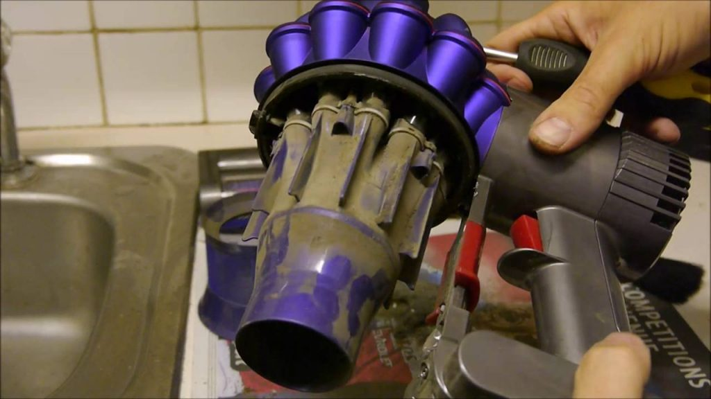 How to Clean and Maintain the Dyson