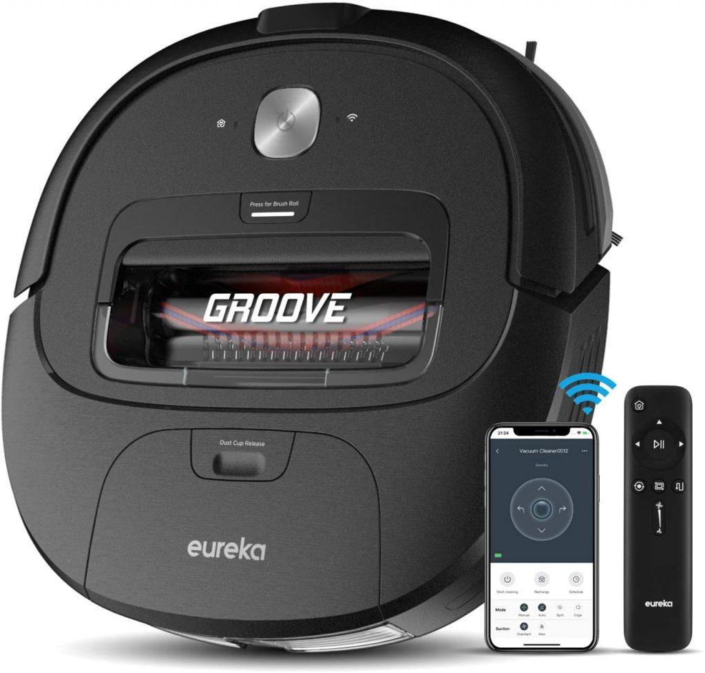 Eureka Groove Robot Vacuum Cleaner,