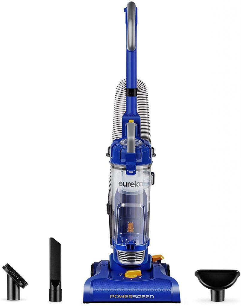 Eureka Robot vacuum cleaner.