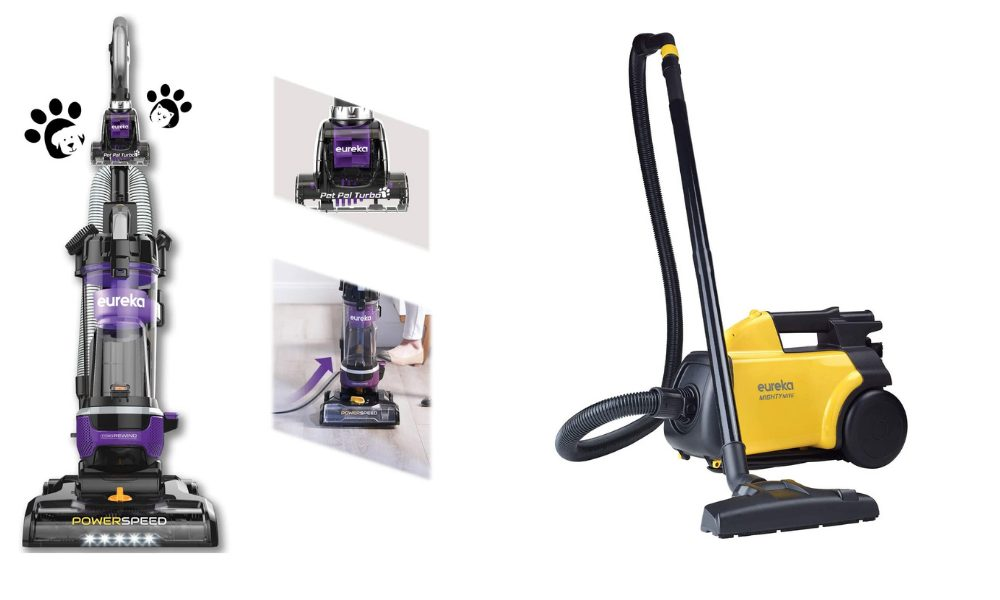 best Eureka vacuum cleaners