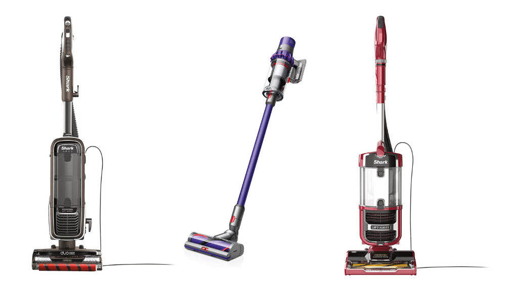 best vacuums for long hair