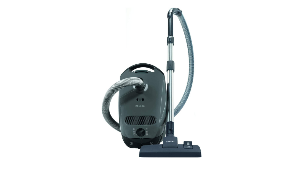 Miele Grey Classic C1 Canister Pure Suction
